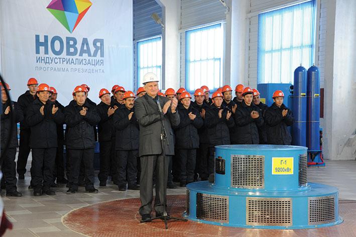 Заработала Коринская ГЭС