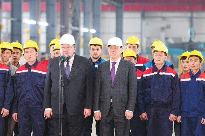 Индустриализация – дело всех казахстанцев
