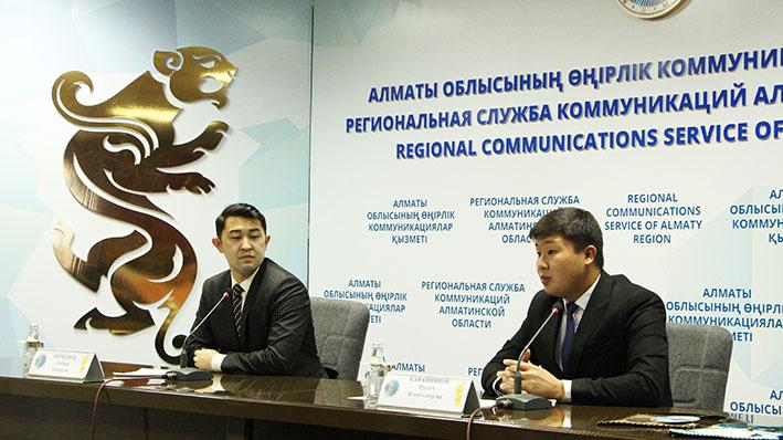 В Алматинской области презентовали сборник песен Жетысу