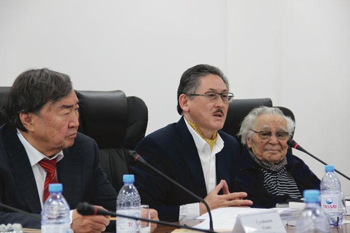 Мировые инициативы казахского ПЕН-клуба