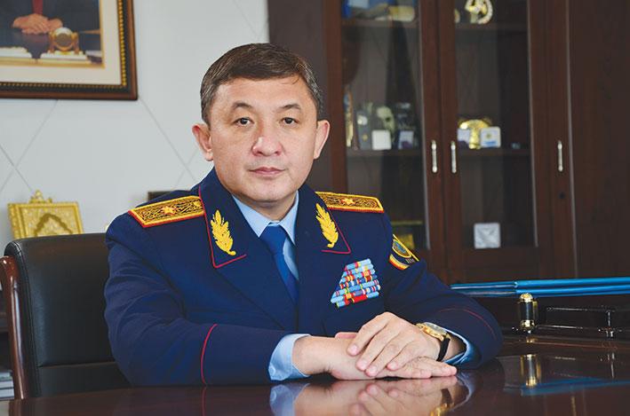 Уважаемые жители Алматинской области!