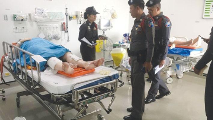 ДТП в Таиланде: двое казахстанцев прооперированы