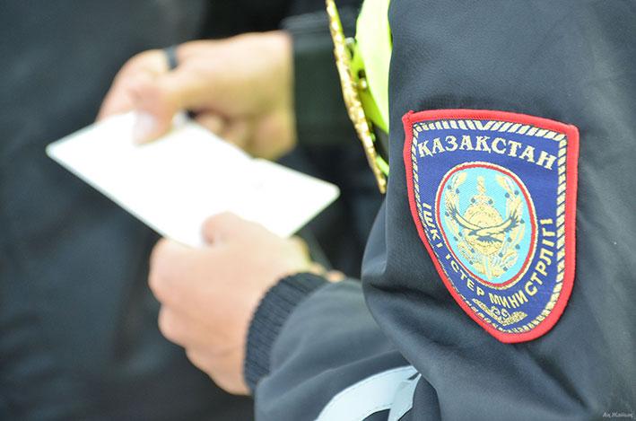 У задержанных в Алматинской области браконьеров полиция изъяла два ружья и тушу косули