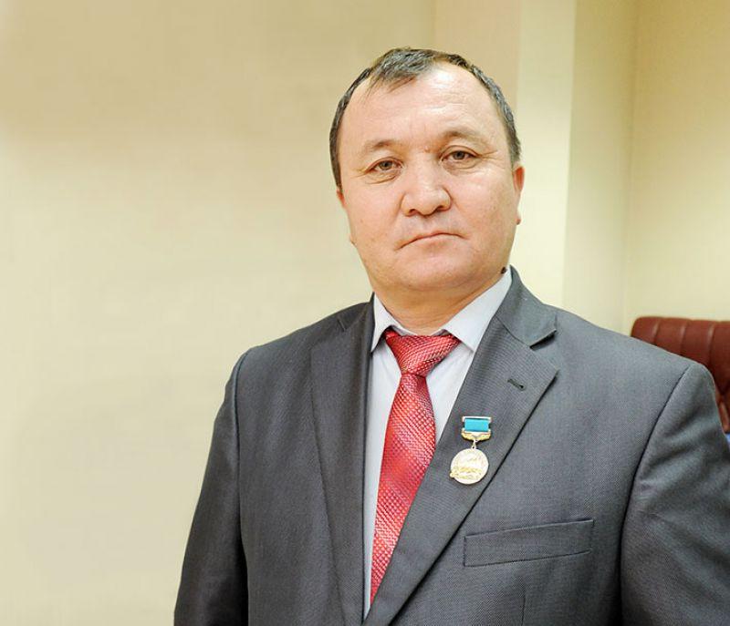 Журналист Кажет Андас получил нагрудный знак «Лучший краевед»