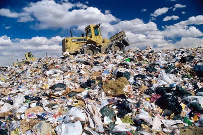 В Алматинской области стартует проект по раздельному сбору и вывозу мусора