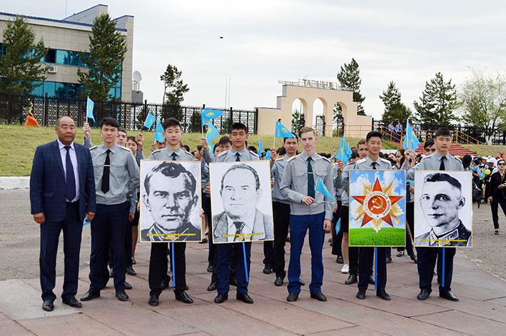Герои Советского Союза из Алаколя