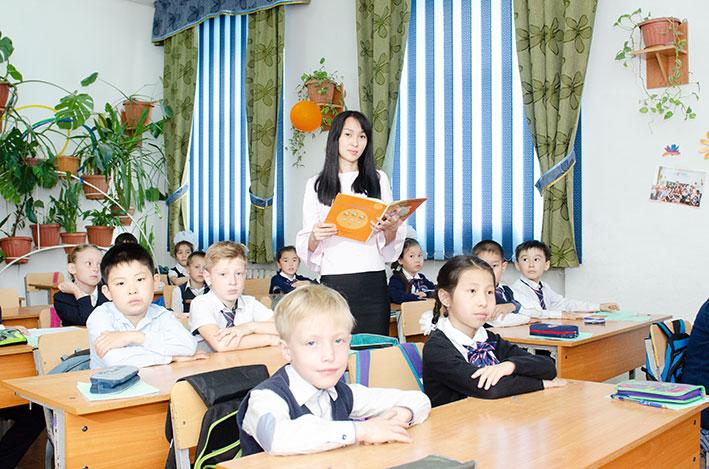 Воспитателем и учителем надо родиться