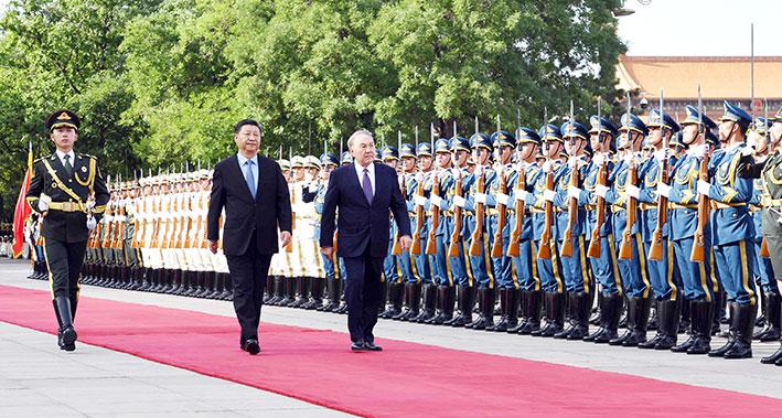 Казахстан – Китай: в духе дружбы, равноправия и уважения