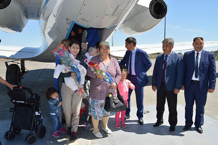 Авиарейс Астана-Ушарал открыт в канун туристического сезона