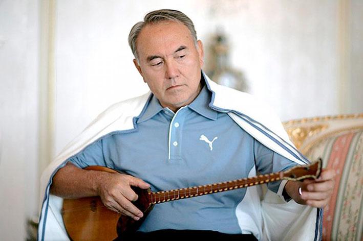 Новый праздник учредил Нурсултан Назарбаев в Казахстане