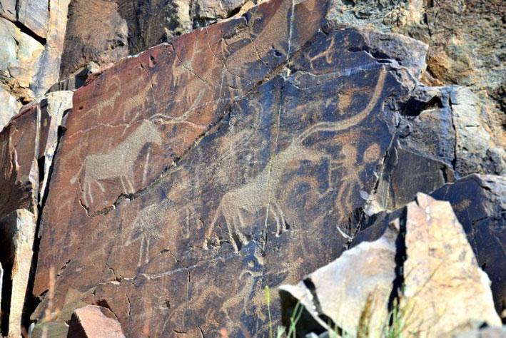 Этноаул приглашает в мир наскальных рисунков