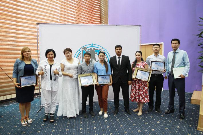 10 человек пополняли ряды «Жетысуского географического общества»
