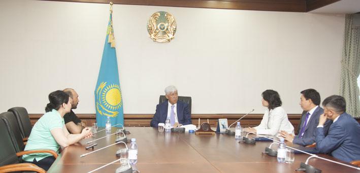 Казахстано-японский проект