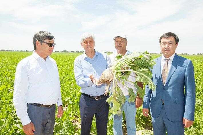 Инновации в сельском хозяйстве дают результат