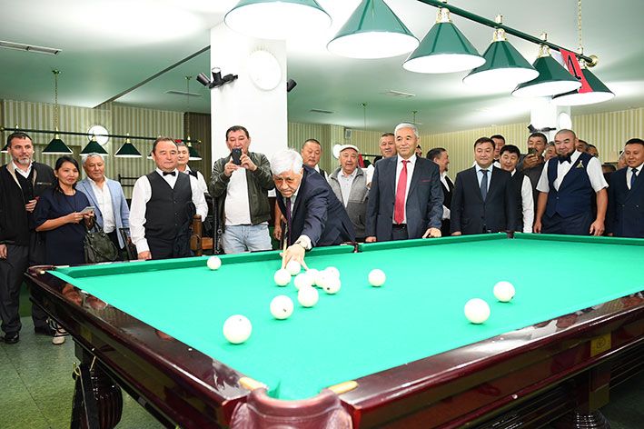 В Талдыкоргане стартовал республиканский турнир «Кубок Жетысу» по бильярдному спорту