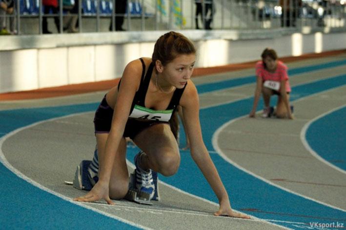 4 золотые медали завоевала команда Алматинской области на чемпионате РК по легкой атлетике