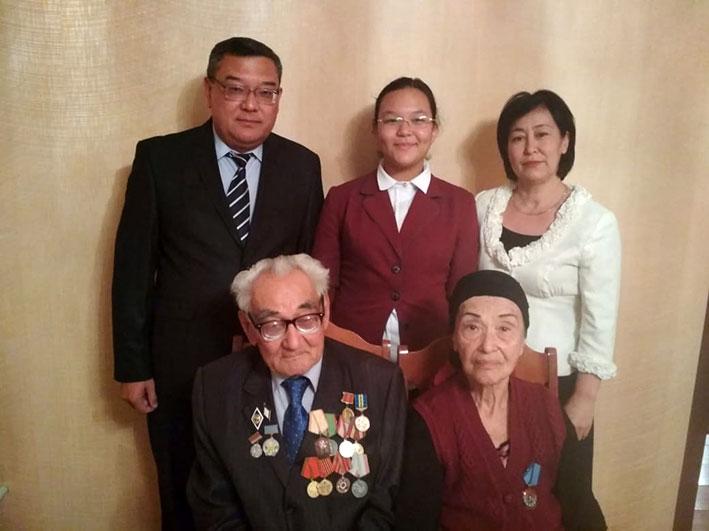 Три поколения педагогов