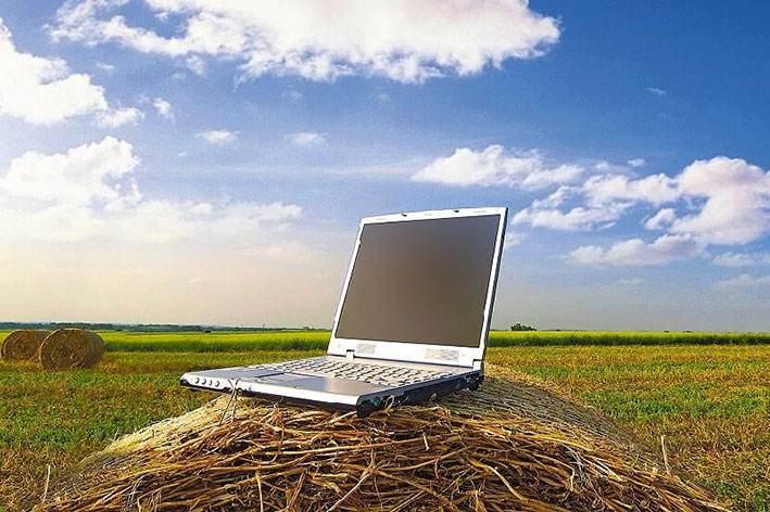 Каждый пятый интернет-абонент Казахстана находится в селе