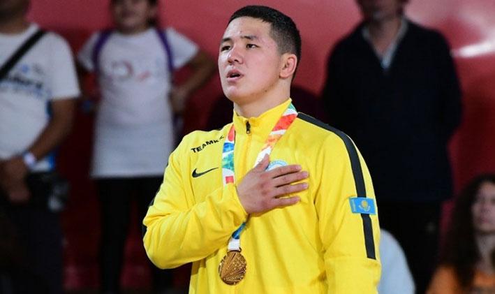 Дзюдоист из Алматинской области выиграл «бронзу» юношеской Олимпиады-2018