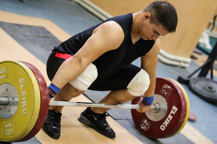 Штангисты Жетысу завоевали 19 медалей на чемпионате страны