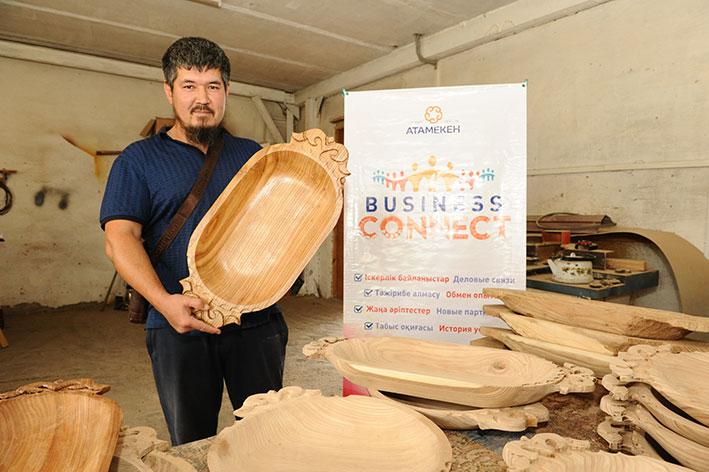 Золотые руки «деревянных» мастеров