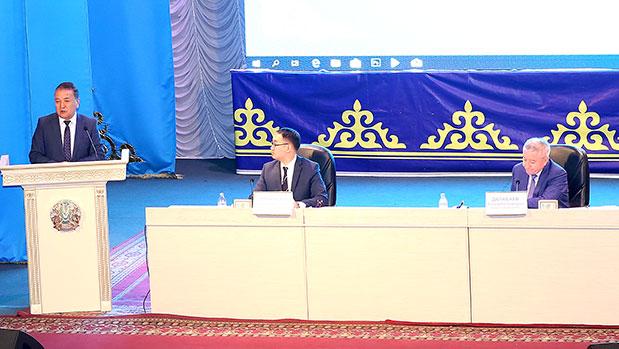 Встреча с вице-министром