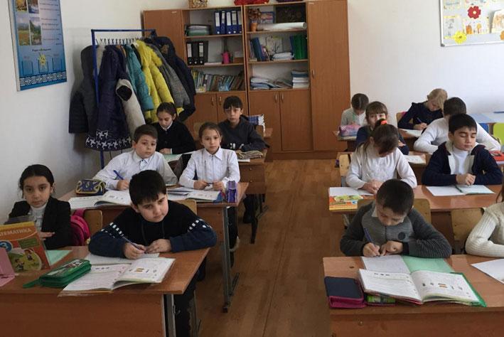 С жидкого топлива на газ переведут отопление школы имени Темиргали Исабаева