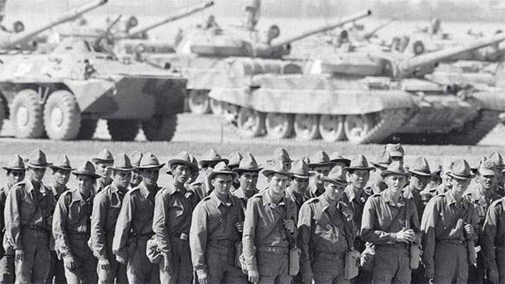 Хроника боевых действий советских войск в Афганистане: 1981 год