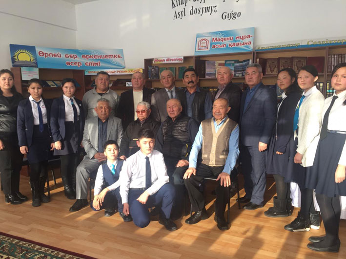 Творчество Мукагали близко сердцу каждого казахстанца