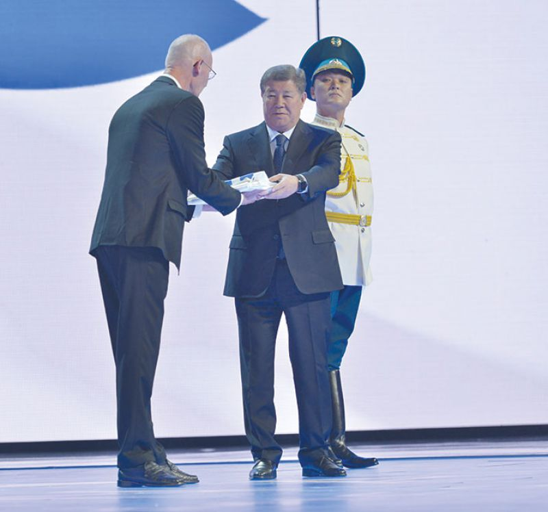 Мы гордимся тобой, Казахстан!