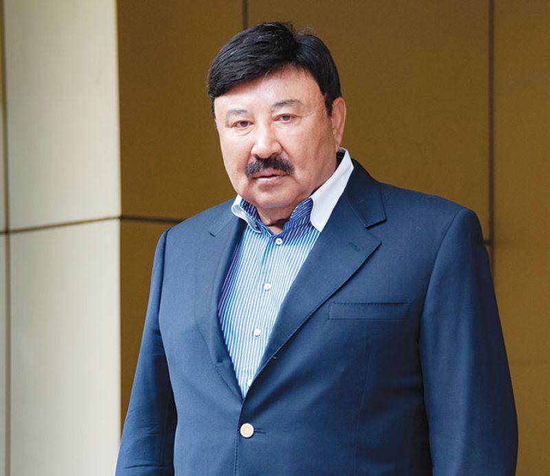 Спортивные вершины Темирхана Досмухамбетова